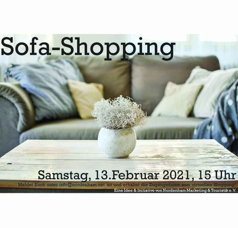 Sofa-Shopping//